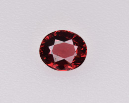 Natural Rhodolite Garnet 1.10 Cts, Top Luster
