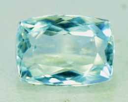 NR 5.75 cts Natural Aquamarine Gemstone