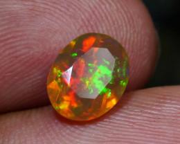 1.20 Crt Nr Natural Opal Cutting Rainbow