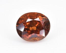 1.41 Crt Spessartite Garnet Faceted Gemstone (Rk-66)