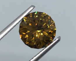 1.77 Carat VVS Mali Garnet Master Cut Spectacular Flash Quality !
