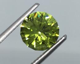 ⭐️SALE 1.72 Carat VVS Peridot Master Cut Spectacular Quality !