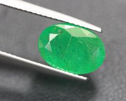 3.05Ct Natural Zambia Green Emerald Lot S108