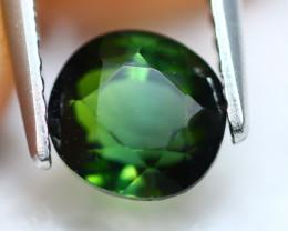 Green Tourmaline 1.46Ct Natural Green Nigeria Tourmaline B1134
