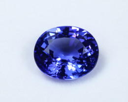 7.11ct Lab Certified Natural Tanzanite