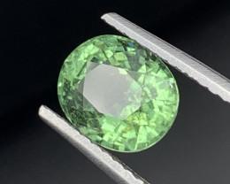 """GIL"" Paraiba Tourmaline 3.67 Carats Amazing Luster Eye Catching Mint Color"