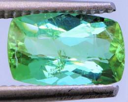 NEON! 2.65 CT Lagoon Bluish Green Tourmaline | AT04