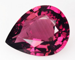 4.76 Cts AWESOME NATURAL TOURMALINE - NICE PINK - PEAR - MOZAMBIQUE