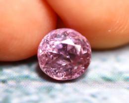 Spinel 1.42Ct Mogok Spinel Natural Burmese Pink Purple Spinel D1211