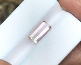 2.50 Ct Natural Bi Color Transparent Tourmaline Ring Size Gemstone