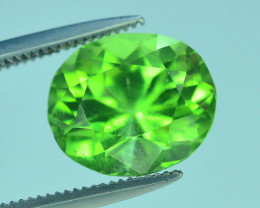 AAA Color 3.20 ct Himalayan Peridot ~ Pakistan