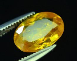 Rare AAA Fire 1.60 ct Malayaite Sphene Badakhshan