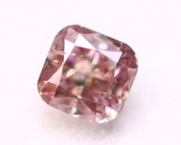 Argyle Pink Diamond 2.57mm Genuine Australian Pink Diamond A1218