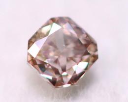 Argyle Pink Diamond 2.70mm Genuine VS2 Australian Pink Diamond A1230