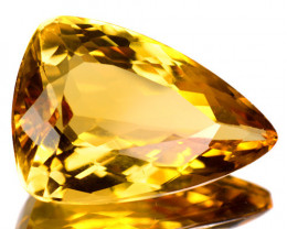 6.47 Cts GOLDEN YELLOW BERYL LOOSE GEMSTONE