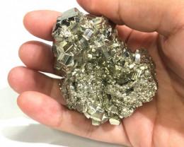 715 ctsNatural Peru  Pyrite Specimen  CF105