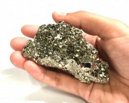 915 ctsNatural Peru  Pyrite Specimen  CF106