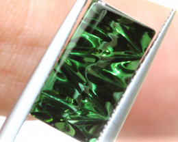 3.71-CTS  TOURMALINE   CARVED  PG-3217