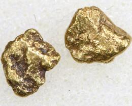 1.05 CTS ALASKAN MONTANA CREEK GOLD NUGGET TBG-3294