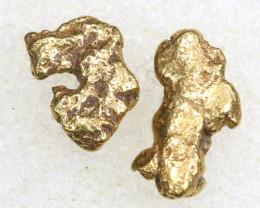 1.54 CTS ALASKAN MONTANA CREEK GOLD NUGGET TBG-3295