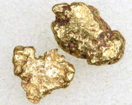 1.72 CTS ALASKAN MONTANA CREEK GOLD NUGGET TBG-3298