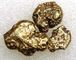 1.70 CTS ALASKAN MONTANA CREEK GOLD NUGGET TBG-3310