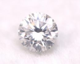 2.95mm G Color VS Natural Round Brilliant Cut Diamond B1327