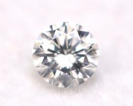 2.85mm G Color VS Natural Round Brilliant Cut Diamond B1330