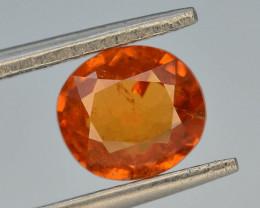 2.55 ct Natural Fanta Orange Color Spessartite Garnet