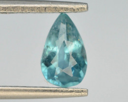 Top Grade 0.65 ct Natural Indicolite Tourmaline