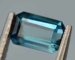 Top Grade 1.10 ct Natural Indicolite Tourmaline