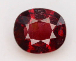 1.45 ct Red Color Spinel Untreated/Unheated ~Burma