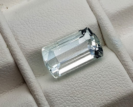 3.65Crt Aquamarine Natural Gemstones JI70
