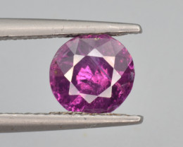 GIA Certified Natural Ruby 1.57 Cts from Kashmir, Pakistan