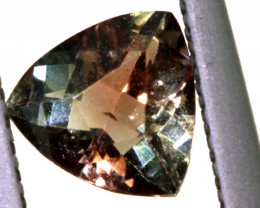 0.69 CTS SUNSTONE FACETED CG - 2834