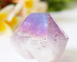 750 Cts Treated Amethyst terminated Point CF 197