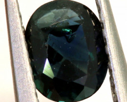 0.50 CTS AUSTRALIAN  BLUE SAPPHIRE  FACETED PG-3225
