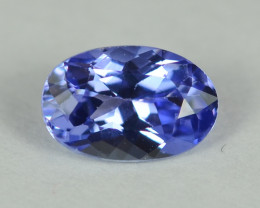 0.53 Cts Stunning Lustrous Natural Tanzanite