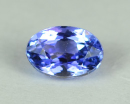 0.60 Cts Stunning Lustrous Natural Tanzanite