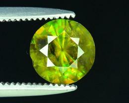 AAA Color 1.00 ct Chrome Sphene from Himalayan Range Skardu Pakistan