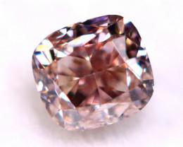 Argyle Pink Diamond 3.06mm Genuine Australian Pink Diamond AN04