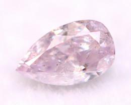 Argyle Pink Diamond 3.68mm Genuine Australian Pink Diamond AN09