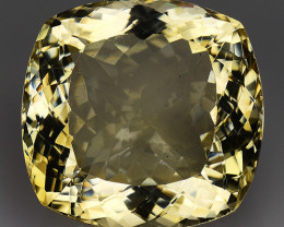 27.44 Ct Natural Citrin Top Quality Gemstone CT 16