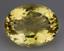 17.77 Ct Natural Citrin Top Quality Gemstone CT 20