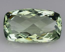 9.74 Ct Natural Prasiolite Top Quality Gemstone. PL 30