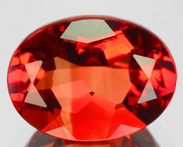 1.34 cts RED ANDESINE NATURAL RARE GEMSTONE