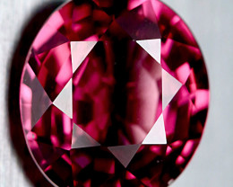 1.78ct Ravishing Purple Pink Rhodolite Garnet