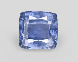 Blue Sapphire, 13.02ct - Mined in Sri Lanka | Certified by GRS