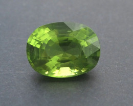 13.1ct Fine gem quality peridot
