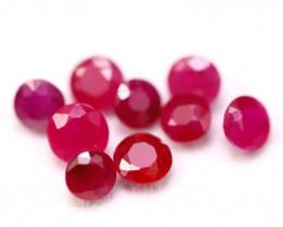 Burmese Ruby 2.34Ct Natural Burma Mogok Ruby Real No Filling B1537